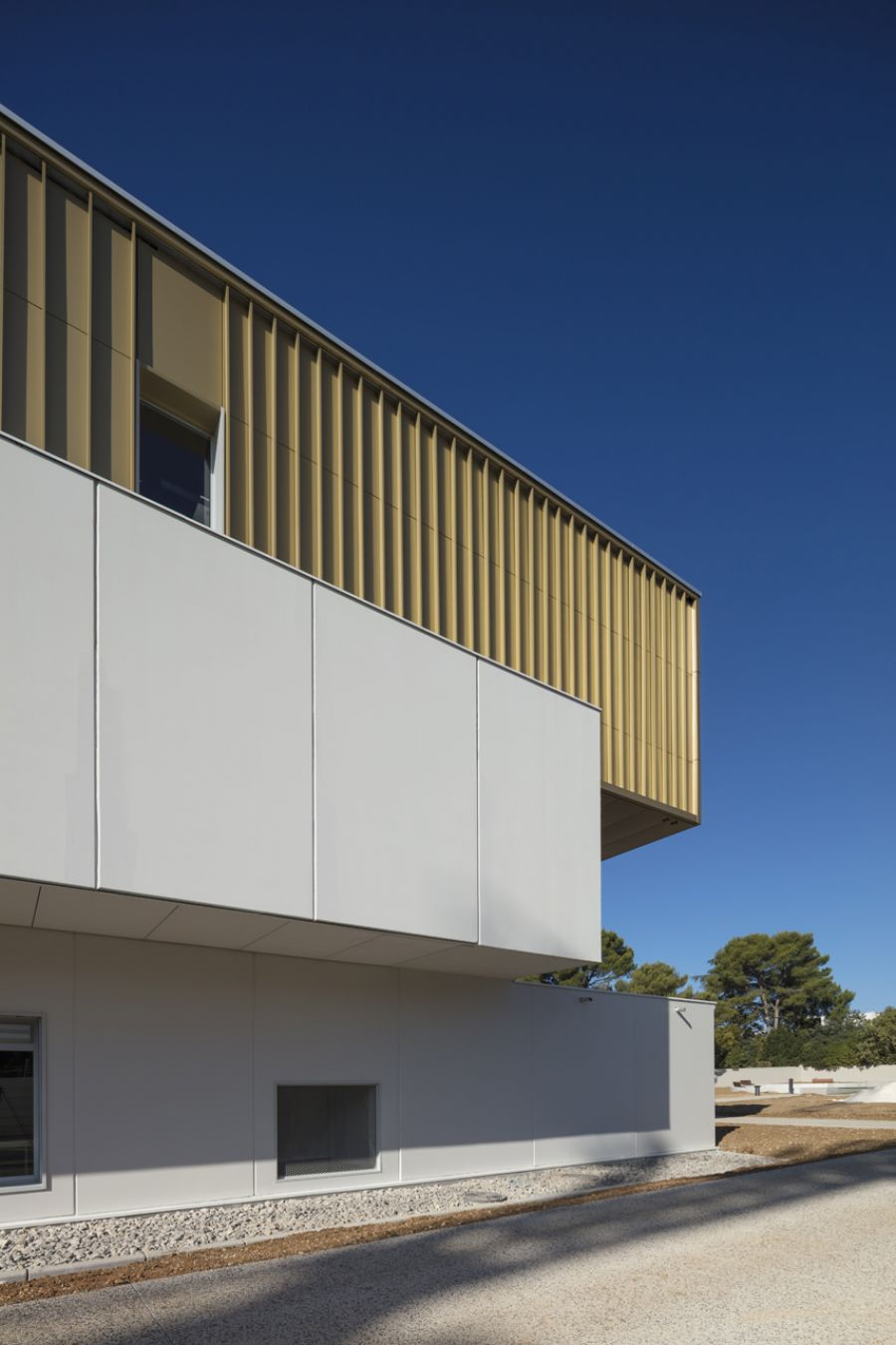 Groupe Scolaire Germaine Richier - Arch.MDR Architectes - Photo : Julien Thomazo