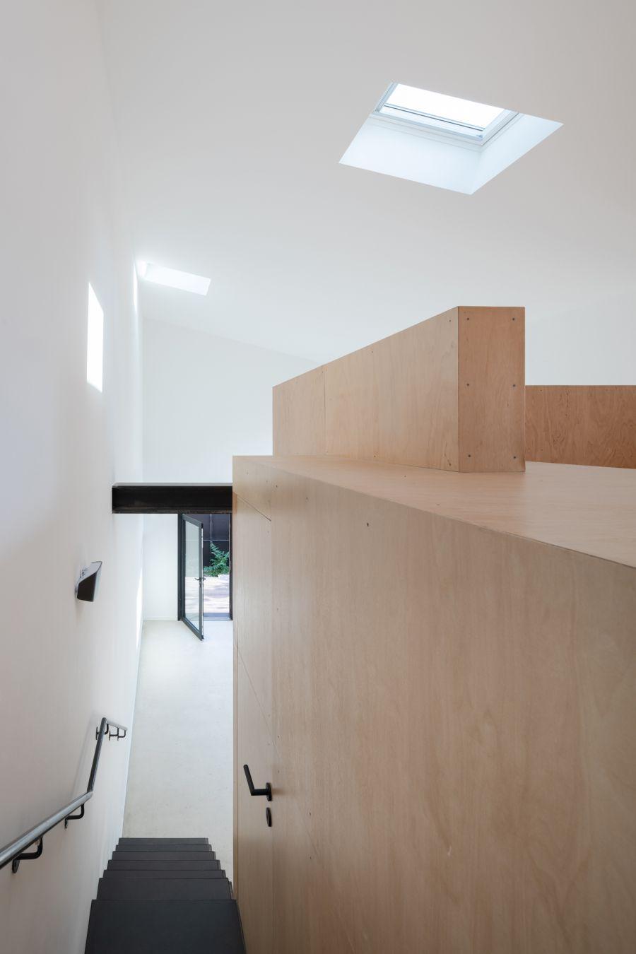 Montre-Oeuil - Arch. Atelier Florence Gaudin - Photo : Pierre l'Excellent