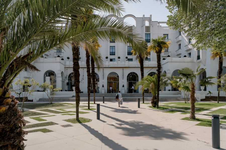 Hôtel Splendid - Arch. BAL - Photo : Fabio Semeraro