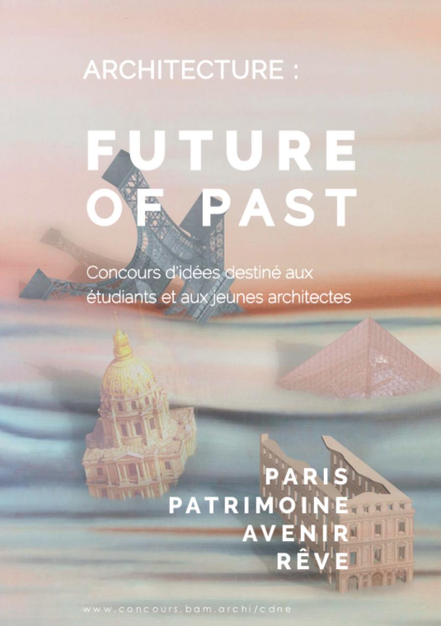 Le concours d'idées Architecture : Future of Past interroge l'avenir du patrimoine - Image : BAM