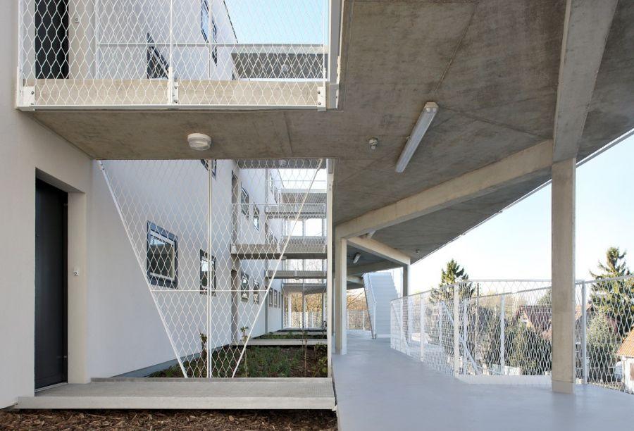 50 Housing Units - Arch. Bruther - Photo : Filip Dujardin