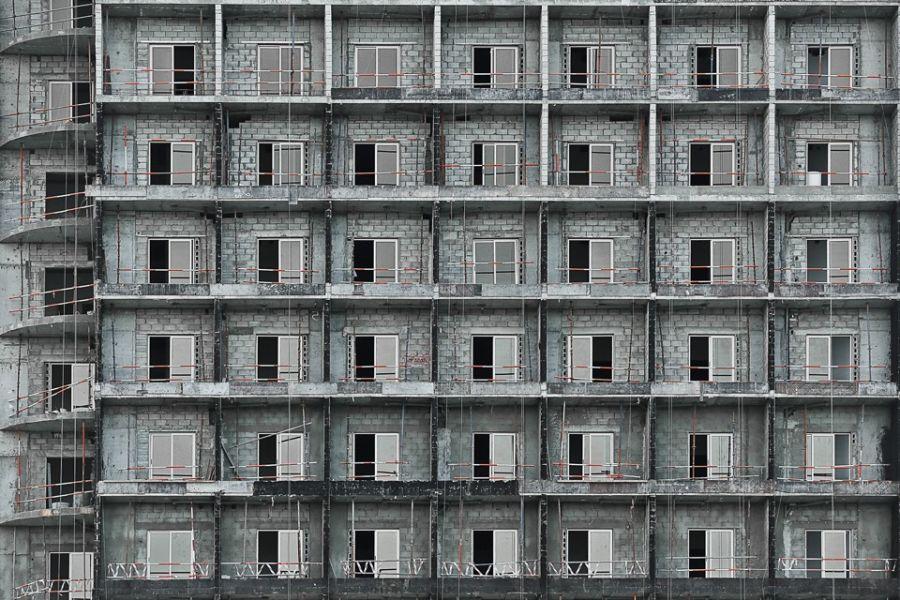 Extrait de la série Workfields, 2015 - Crédit photo : Franck Boutonnet / item