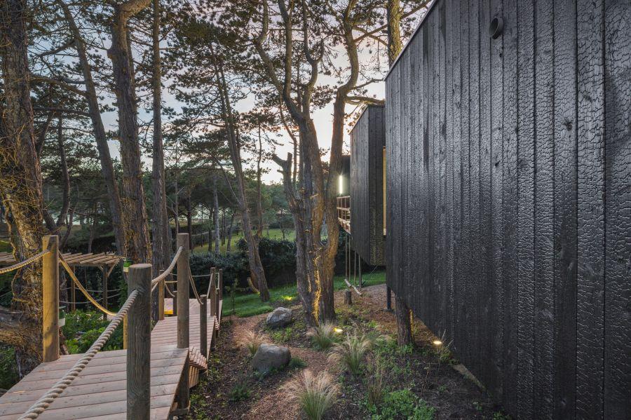 Treehouse - Arch. Atelier Victoria Migliore - Photo : Cyril Folliot
