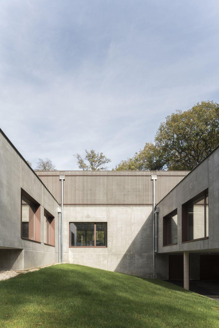 Laboratoire dermatologique à Brabois - Arch. Studiolada - Photo : Ludmilla Cerveny