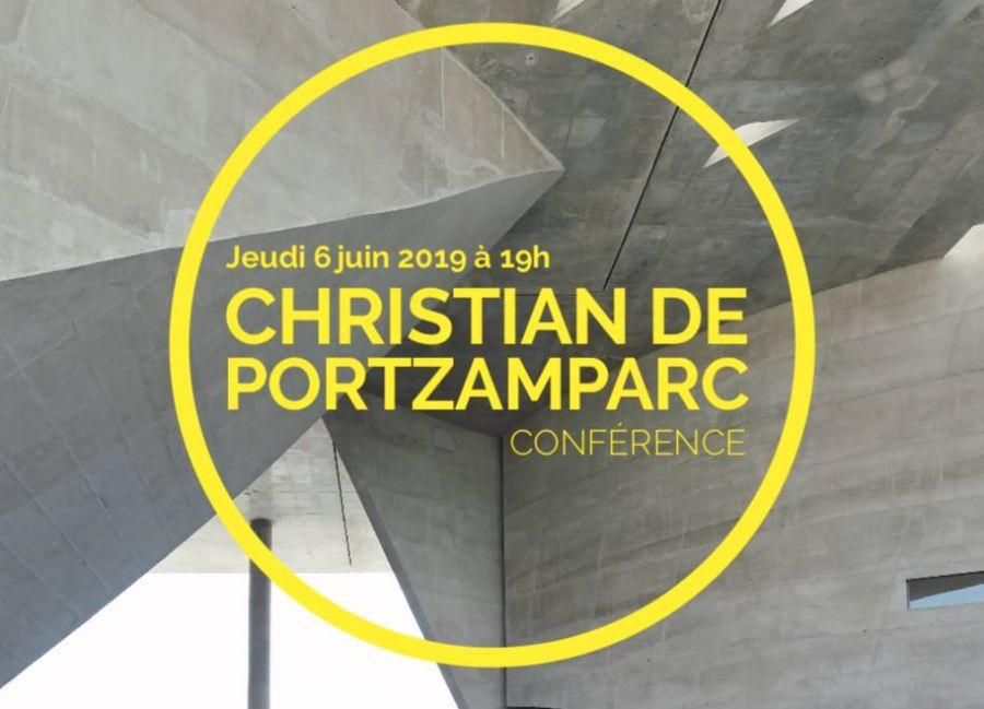 Christian de Portzamparc est l'invité spécial de la conférence Trophée béton le 6 juin