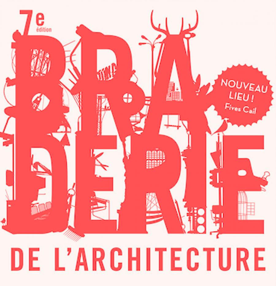 La braderie de l'architecture de Lille aura lieu le samedi 15 juin de 10h à 18h - Image : Centre d'architecture et d'urbanisme WAOO