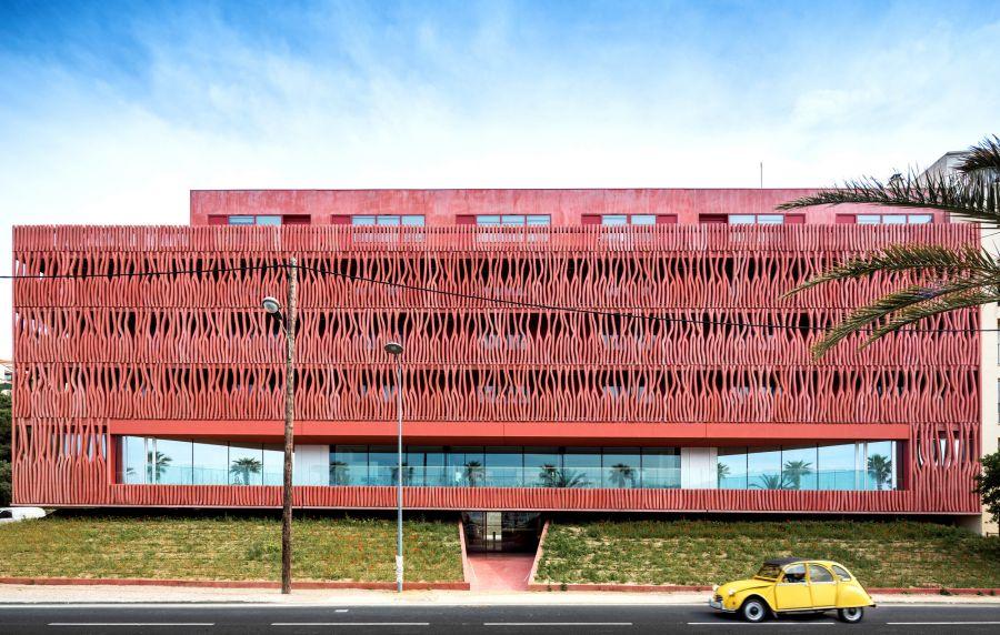 Centre d'hébergement pour l'Observatoire Océanologique - Arch. Atelier Stéphane Fernandez - Photo : Fernando Guerra | FG + SG