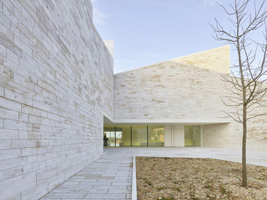 Centre culturel - Arch. Atelier Fernandez & Serres - Photo : Stéphane Chalmeau