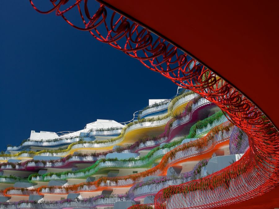Las Boas - Arch. Jean Nouvel - Photo : Lucas Fox Barcelona, via Flickr (CC-BY-NC-ND-2.0)