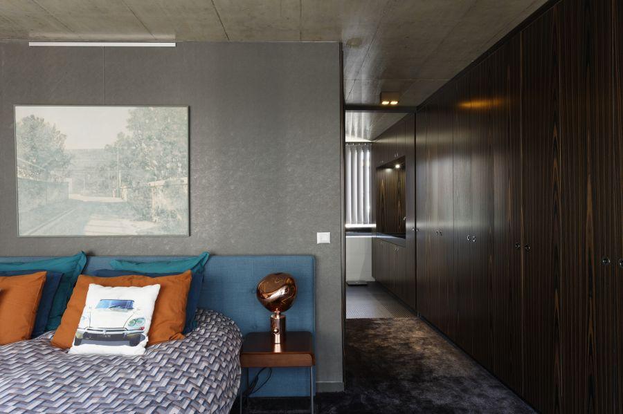 La Maison Plissée - Arch. WRA Wild Rabbits Architecture - Photo : Daniel Moulinet