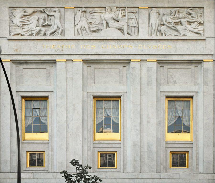 Le XXe siècle, entre patrimoine et architecture contemporaine
