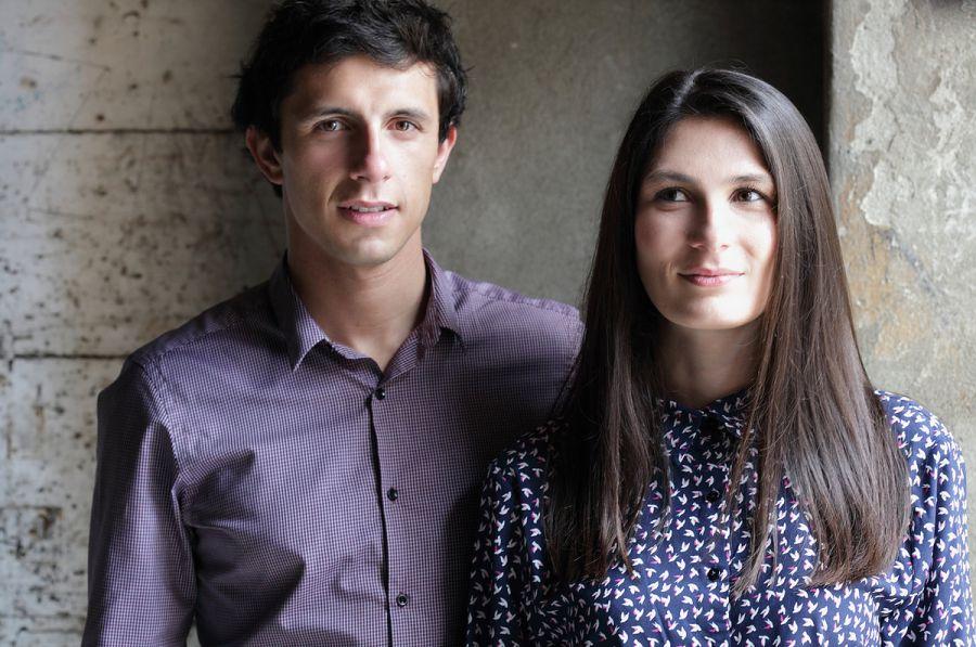 Jean-Philippe Spinelli et Isabelle Buzzo - Photo : Rita Scaglia