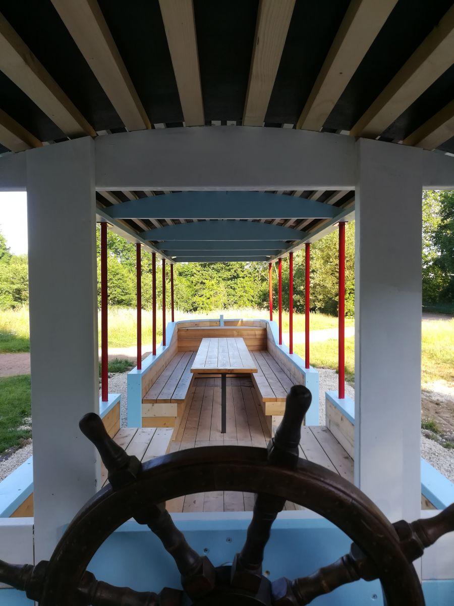 Le voyeur - Arch. Atelier ARI (Paul van den Berg, Joyce de Grauw) © Atelier ARI