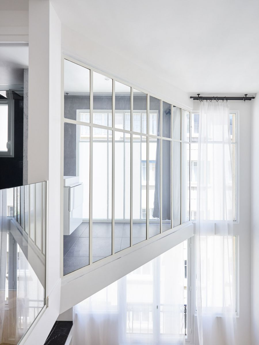 Appartement Monceau - Arch. JCPCDR Architecture - Photo : David Foessel