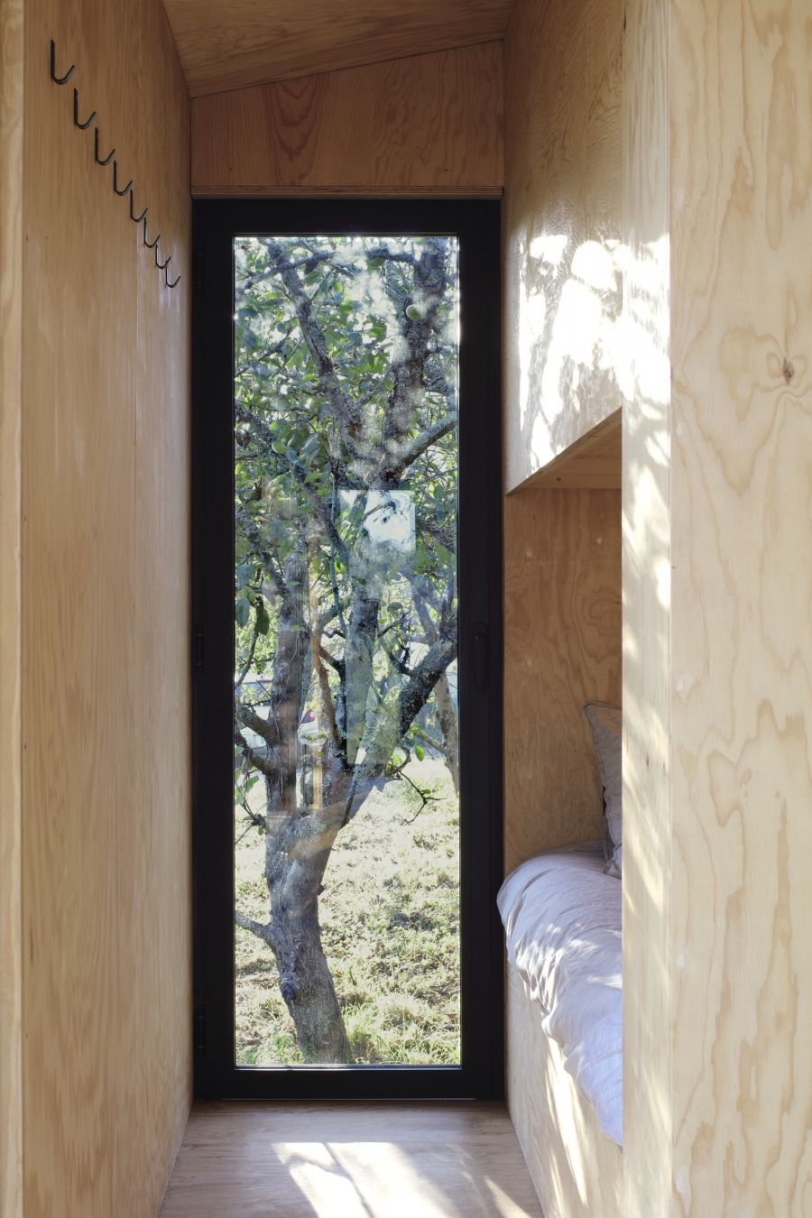 H- Eva Cabin - Arch. A6A - Photo : Agnès Clotis