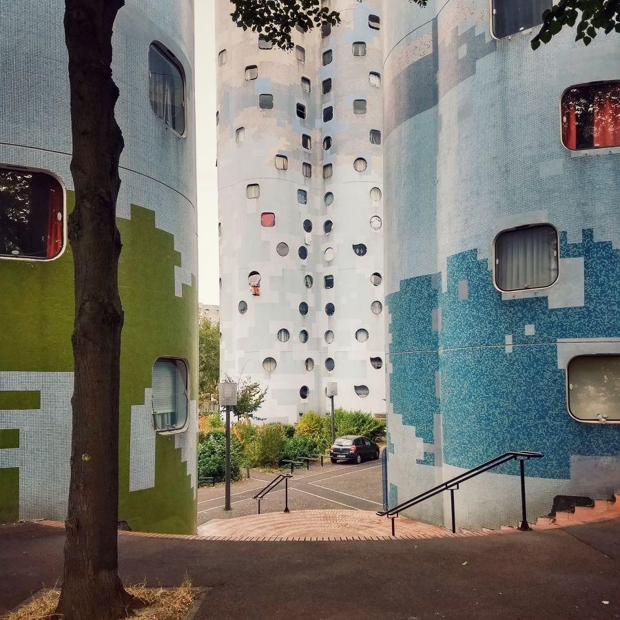 Cité des Choux-Fleurs - Arch. Gérar Grandval © Elisabeth Henry, Dominique Carré, MC