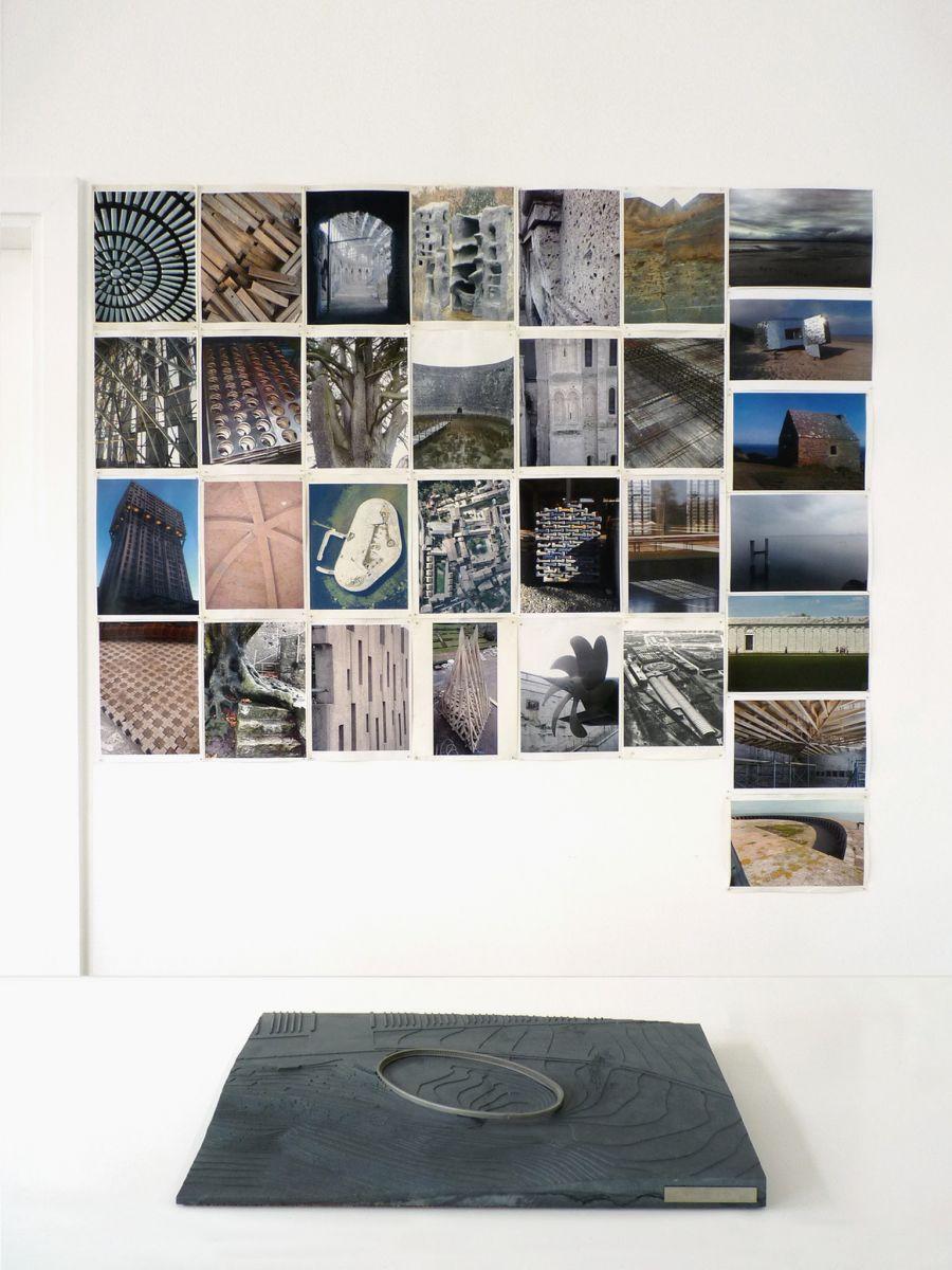 Tisser des liens, une exposition du 7 déc. au 11 janv. 2020 à la Galerie d'architecture © Léon Prost