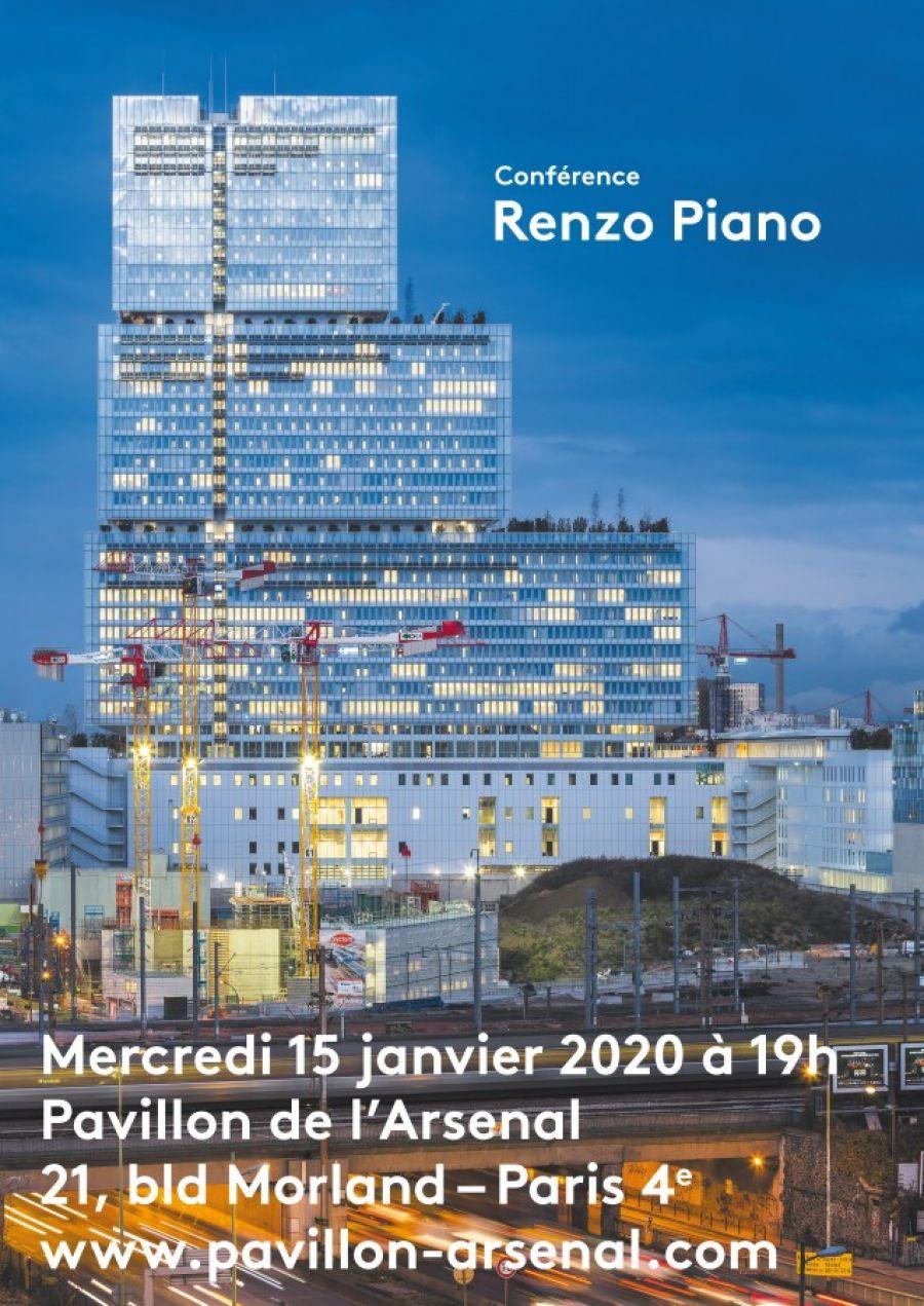 Tribunal de grande instance, Paris - Arch. Renzo Piano - Photo : Sergio Grazia