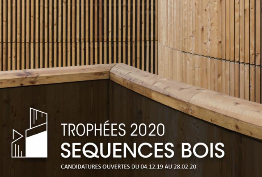 Trophées 2020 Séquences Bois