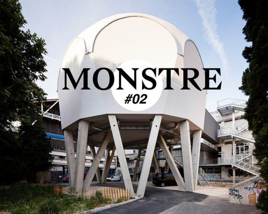 Monstre #02 aura lieu à la Friche la Belle de Mai, le 17 janvier 2020 © MAV PACA