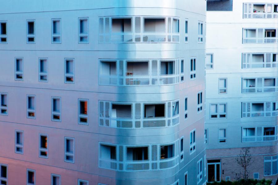 Pas que beau - Arch. BFV Architectes © Côme Bocabeille, Frédéric Delangle, Léa Denièle