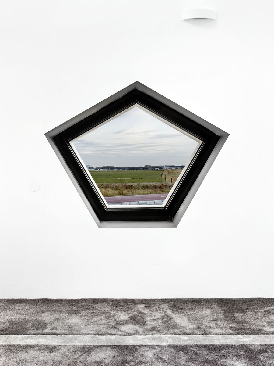 Marwan Bassiouni, New Dutch Views #25, The Netherlands 2019, from the series New Dutch Views (2018-2019) Archival pigment print, 165 x 125cm