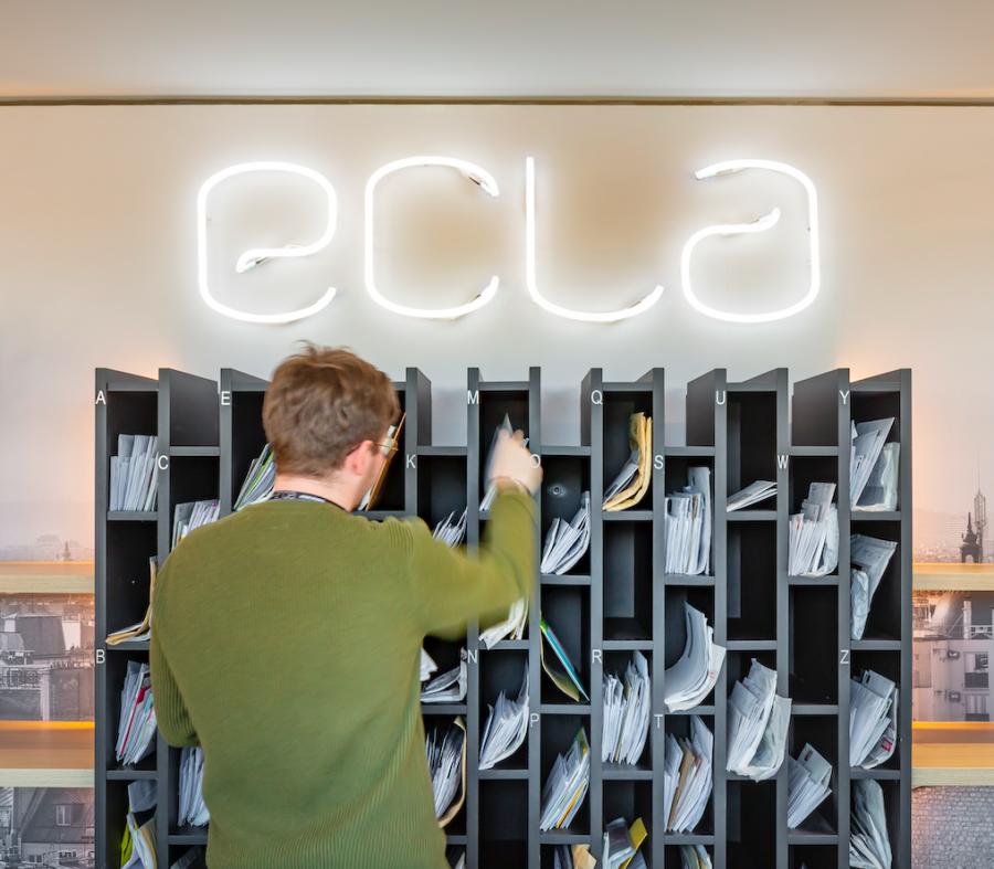 Campus Ecla - Arch. Arte Charpentier © Boegly Grazia