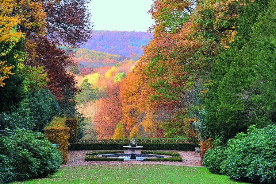 Parc du château de Breteuil © Château de Breteuil