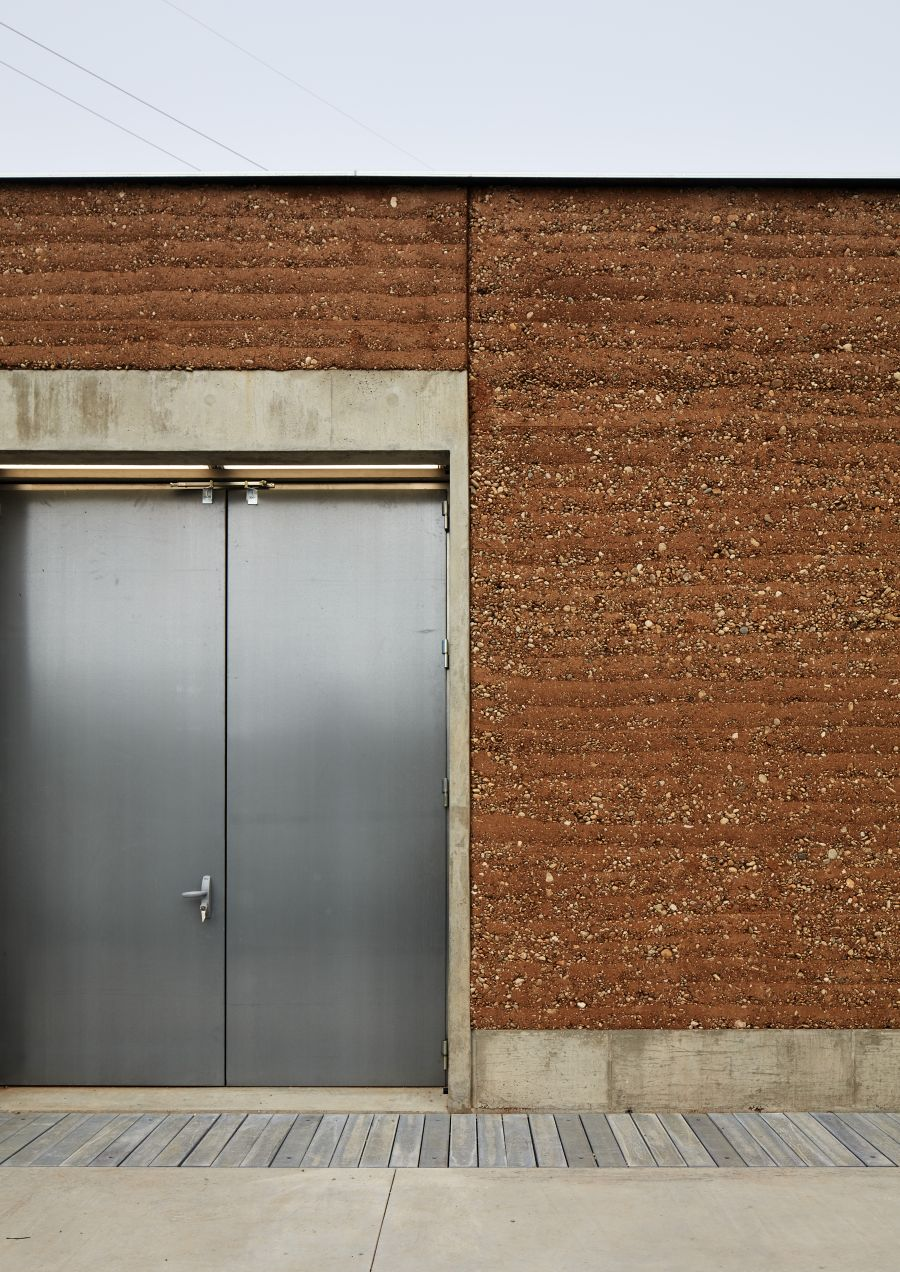 Poste source de Cusset - Arch. Tectoniques Architectes © Renaud Araud