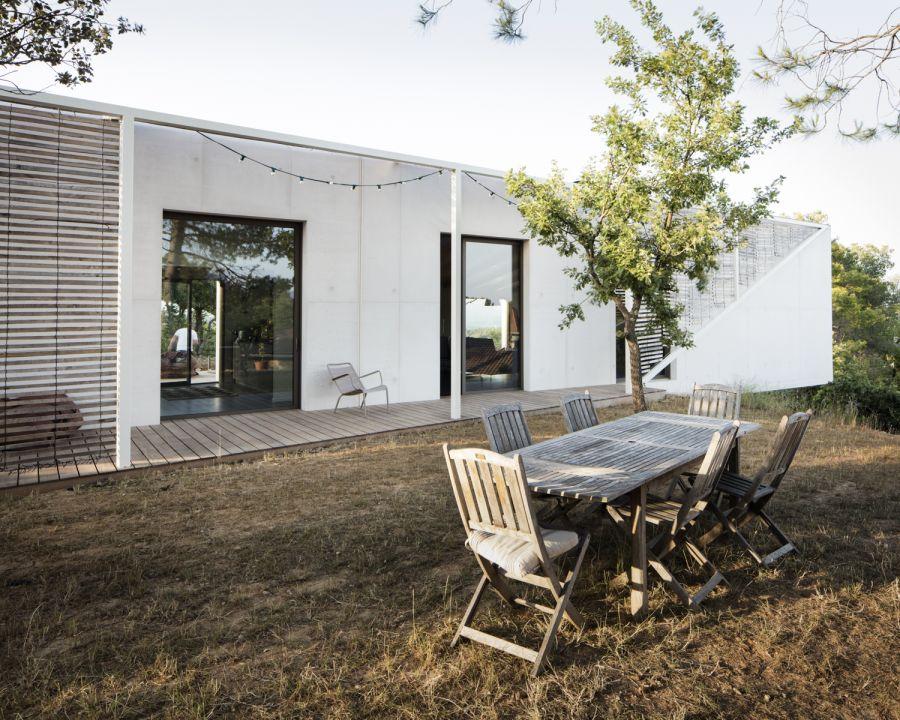 Maison individuelle - Arch. PAN architecture © Sébastien Normand