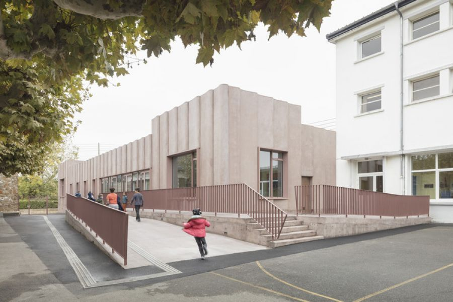 Centre de loisirs - Arch. graal architecture © Schnepp Renou