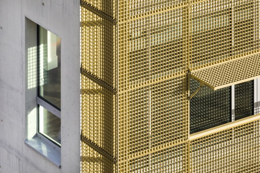 Centre Européen du Judaïsme - Arch. Stéphane Maupin architectures & créations © Boegly Grazia et Clément Guillaume