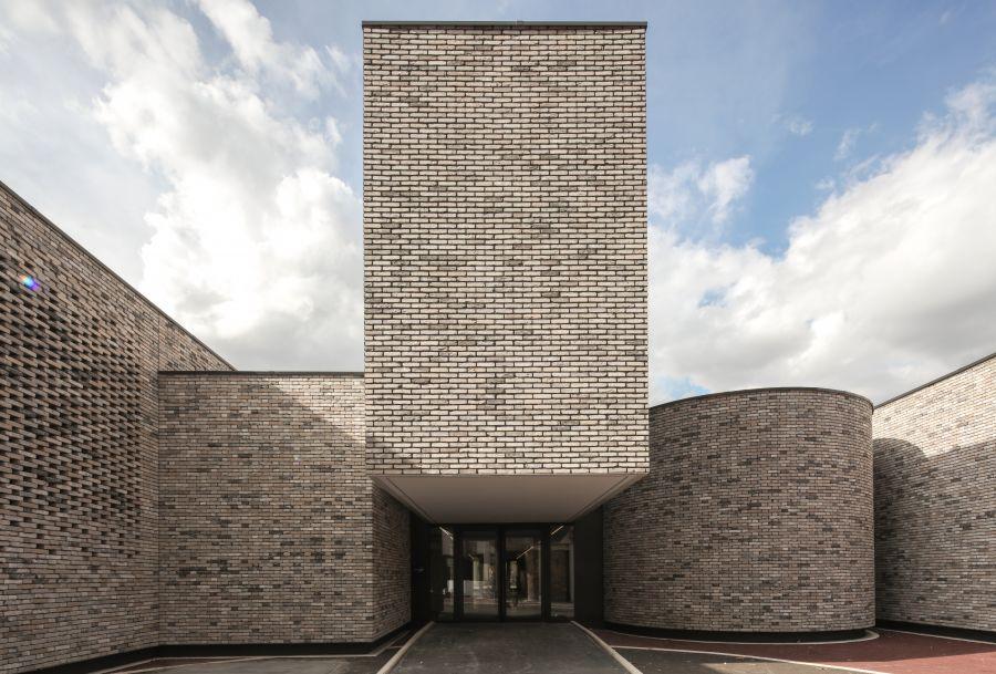 Ecole de musique d'Elancourt - Arch. OPUS 5 architectes © Luc Boegly