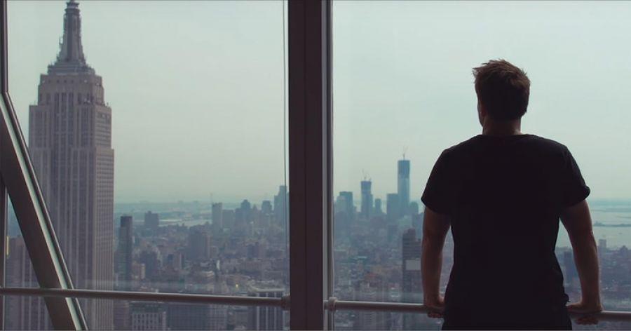 Documentaire Big Time - Dans la tête de Bjarke Ingels par Kaspar Astrup Schröder © Capture d'écran