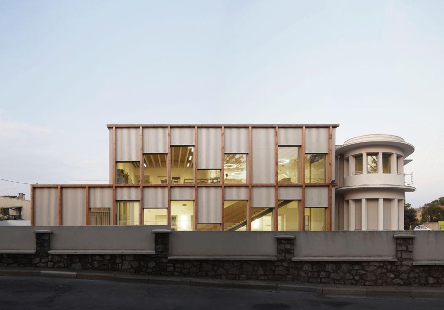 Ecole Maternelle «Les Calades» - Arch. NAS architecture © NAS architecture