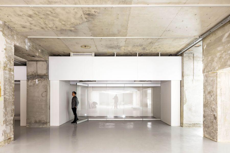 Réaménagement Rohan 1 & 2 au Musée des Arts Décoratifs de Paris - Arch.Bien Urbain - atelier d'architecture © Luc Boegly