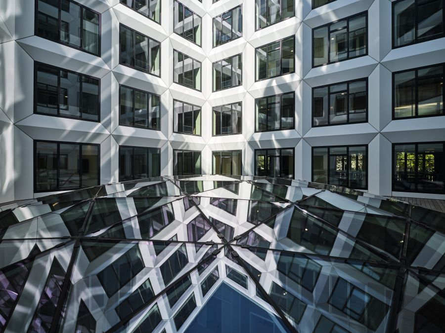 175 Haussmann - Arch.PCA STREAM © Jean-Philippe Mesguen, Salem Mostefaoui et Vincent Leroux