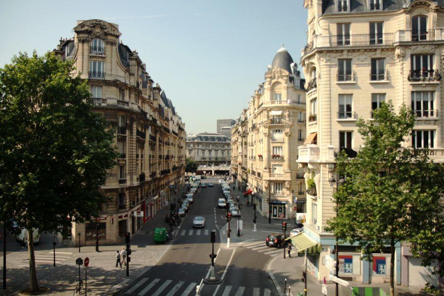 View from Promenade Plantée © Andrea Schaffer (CC BY 2.0)