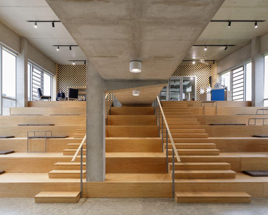 Siège de l'Ifremer - Arch.DLW Architectes © François Dantart