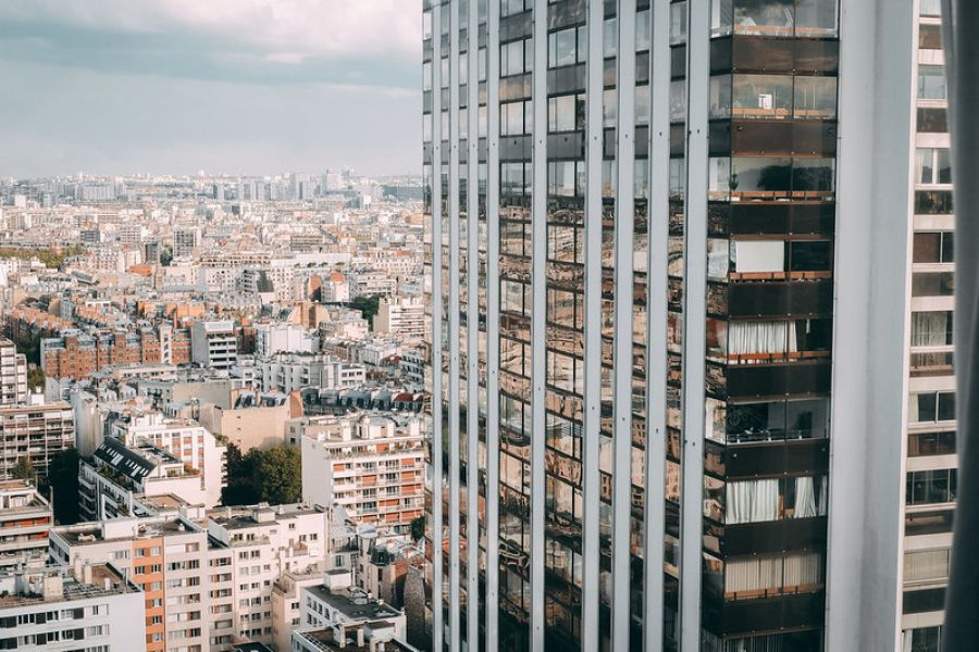Paris in 2017 © Kārlis Dambrāns (CC BY 2.0)