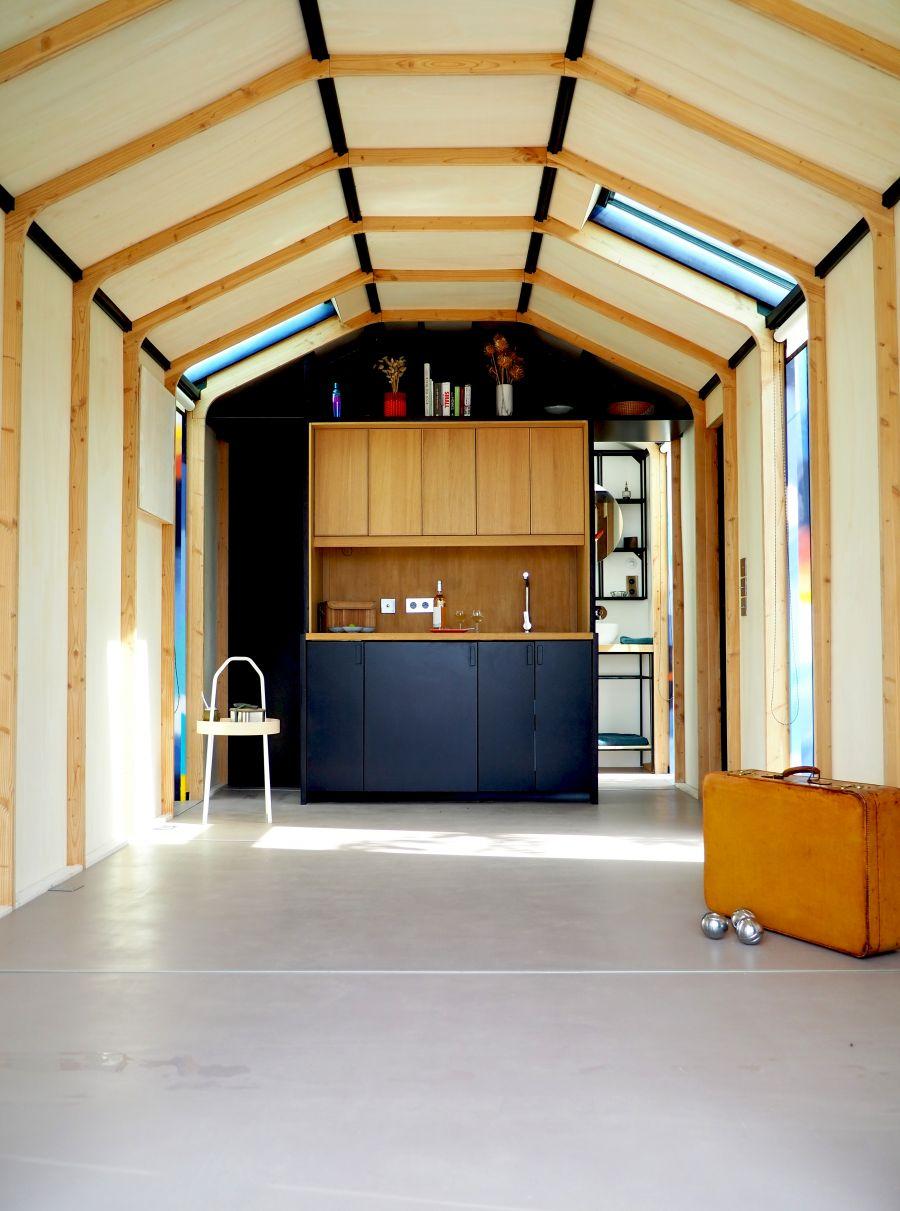 Station C.I.E.L - Arch. Arnaud Sarteur Architecte © Arnaud Sarteur Architecte