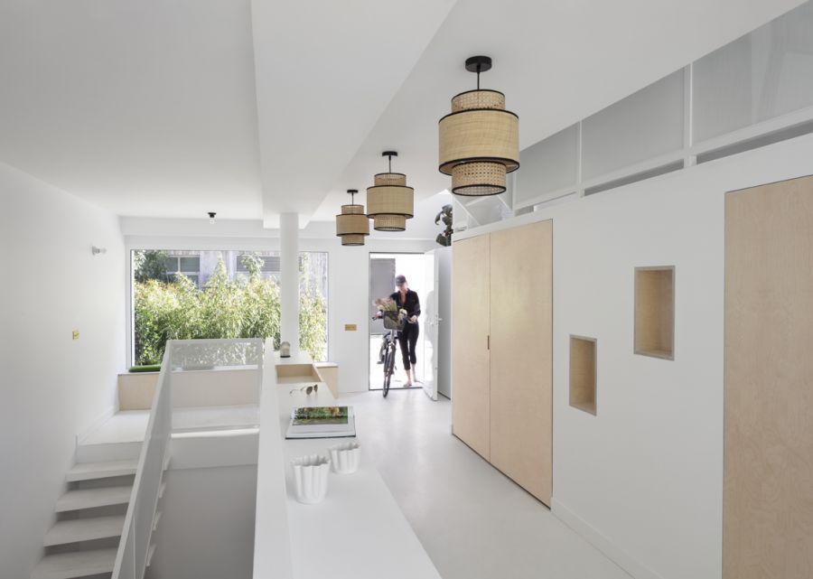 Maison Bergeyre - Arch. AJILE architectes © Vanessa Bosio et Cécile Septet