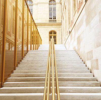 Réhabilitation du Pavillon Dufour du Château de Versailles / Arch. Dominique Perrault Architecture - Photos : André Morin - © DPA / ADAGP