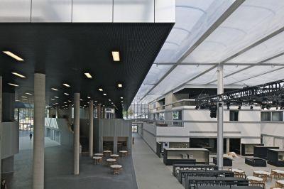 Ecole CentraleSupélec à Gif-sur-Yvette - Arch. OMA - Photos : Philippe Ruault et Vitor Oliveira