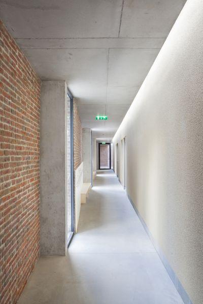 Ecole primaire de La Couyère - Arch. Atelier 56S - Photo : Jeremias Gonzalez