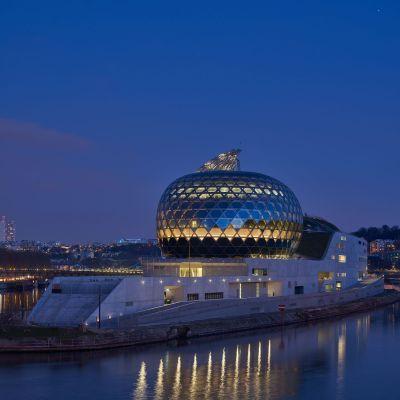 La Seine Musicale - Arch. Shigeru Ban - Photo : Boegly + Grazia