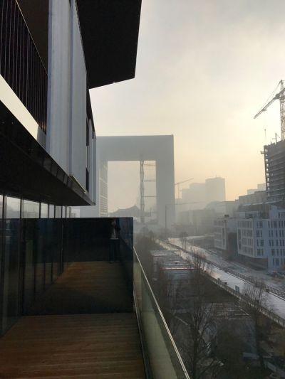 Îlot 19 à La Défense - Arch. Farshid Moussavi Architecture - Photo : Stephen Gill