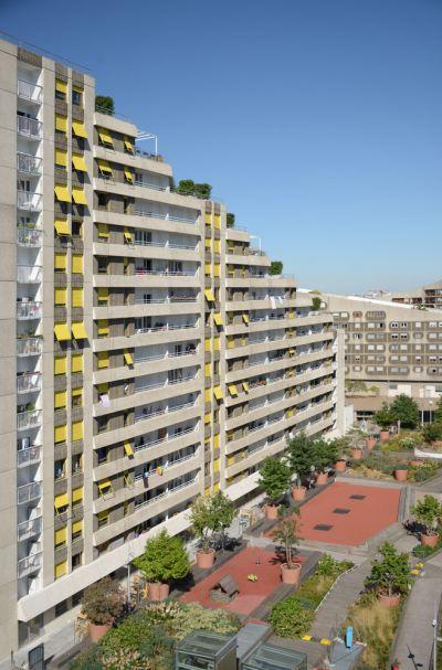 Réhabilitation de 798 logements à Boulogne-Billancourt - Arch. Eliet & Lehmann - Photos : Sergio Grazia, Pierre-Yves Brunaud