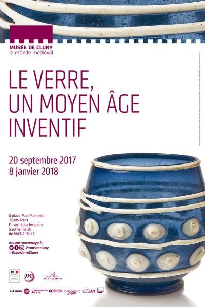 Affiche de l'exposition - © Photo musées de Poitiers/Christian Vignaud
