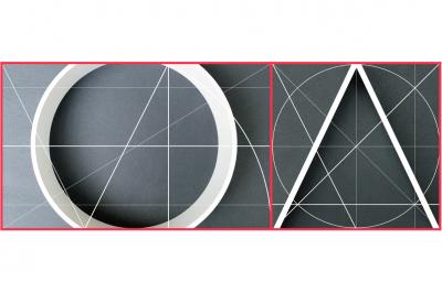 Nouveau logo de l'Ordre des architectes, conçu par Ruedi Baur